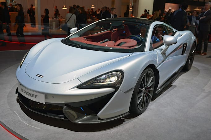 Would Apple really buy supercar maker McLaren? (update: Lit Motors too)