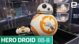 Hero droid BB-8: First Look