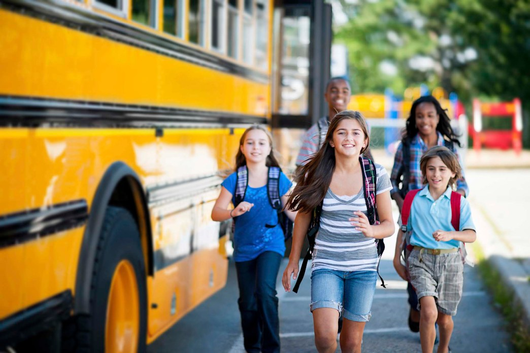 Is your child's backpack hurting them?