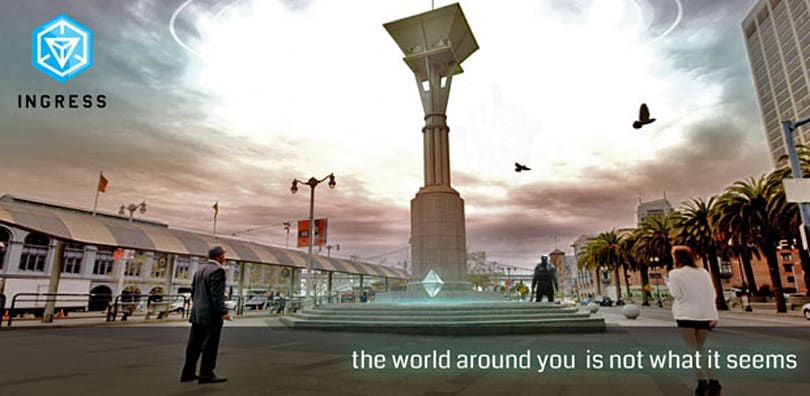 Google's Ingress to become a platform for other augmented reality games