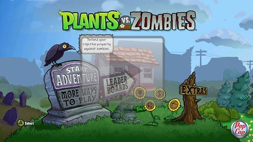 XBLA in Brief: Plants vs Zombies, Dance! It's Your Stage