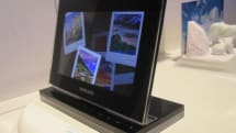 Samsung 700Z OLED photo frame hands-on
