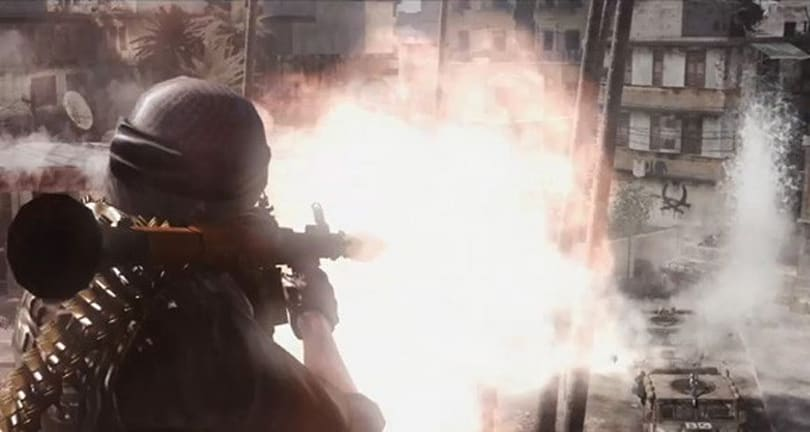 Modern Warfare 2 will feature third-person mode for playlists