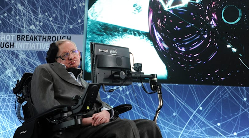Stephen Hawking warns humans may have only 1,000 years left on Earth