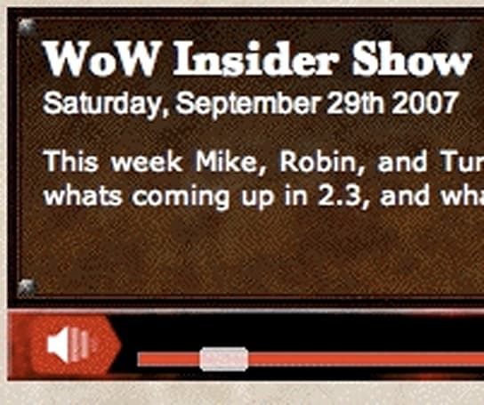 Episode 5 of the WoW Insider Show now online