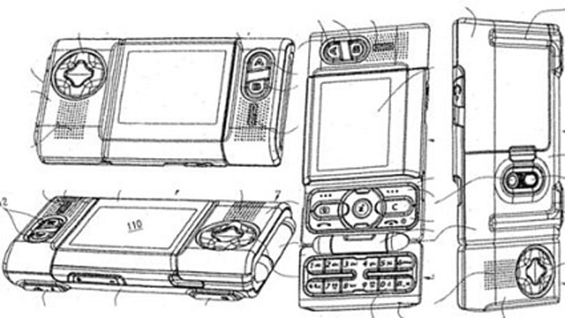 Samsung looks to patent two new gaming phone designs