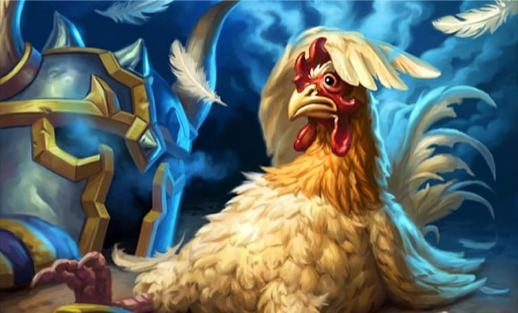 Hearthstone beta patch today
