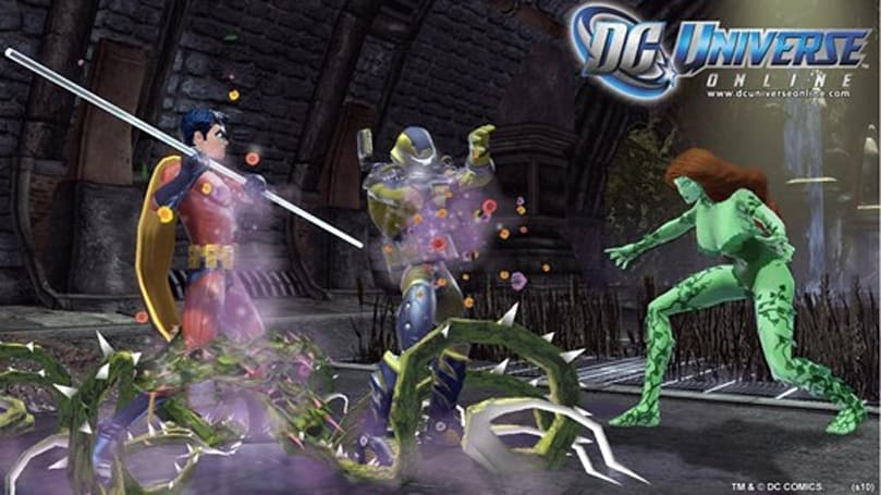 DC Universe Online gets even more super voice actors
