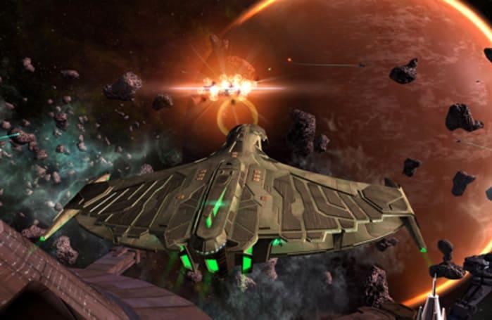 Star Trek Online finally enters the Mac universe