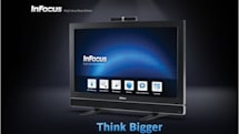 InFocus Mondopad is a 55-inch multitouch display with an identity crisis (video)