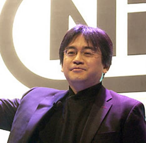 Did you know Iwata is the man?