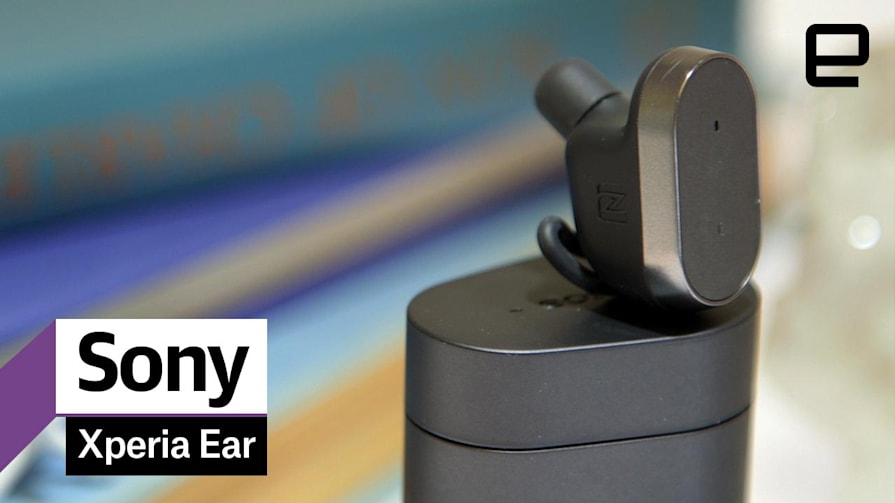 Sony Xperia Ear: review