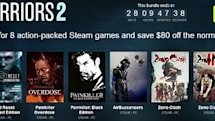 FPS Warriors 2 bundle has eight Steam shooters for four bucks
