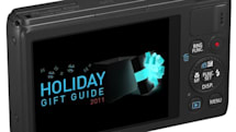 Engadget's holiday gift guide 2011: digital cameras