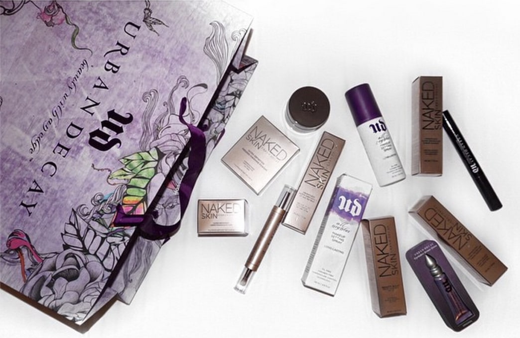Urban Decay debuts 'Naked On The Run' in NOLA