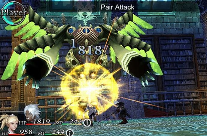 Chaos Rings and Sonic 2 out, Square Enix games on sale