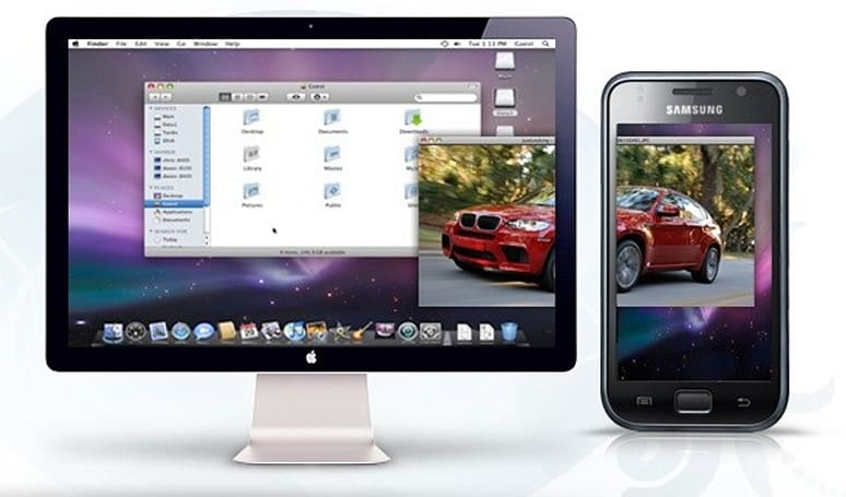 iDisplay now ready to turn your Android device into a secondary display