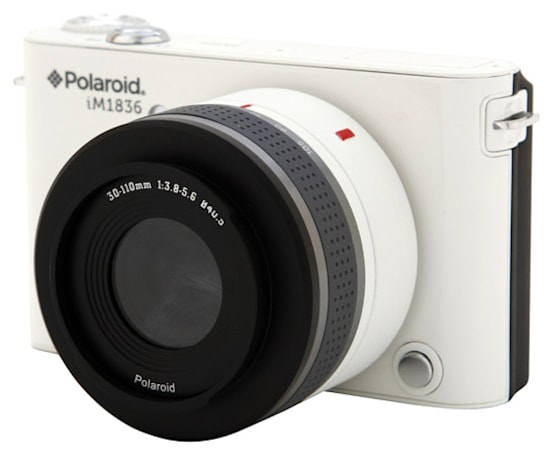 Polaroid confirms iM1836 mirrorless with Android, adds three more cameras