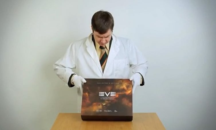 EVE: The Second Decade Collector's Edition has landed