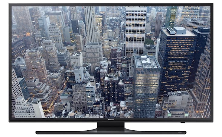 What it's like to use Samsung's Tizen-based 4K TV (in a non-4K world)