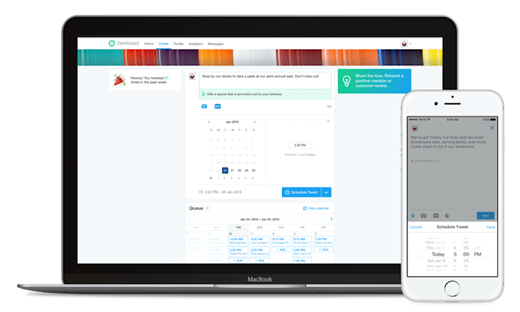Twitter launches Dashboard app for small business accounts