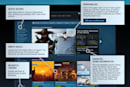 Steam's updated front page shows real screenshots from games