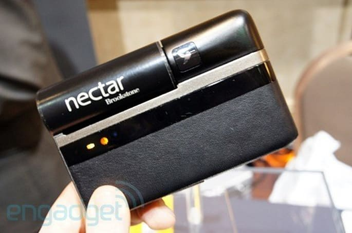 Lilliputian debuts Nectar Mobile Power, promises two weeks of battery life per cell