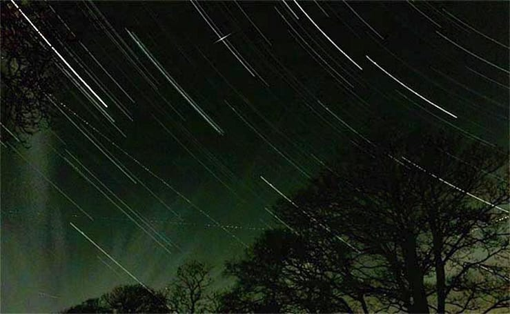 Use your iPhone camera to grab Perseids meteor photos