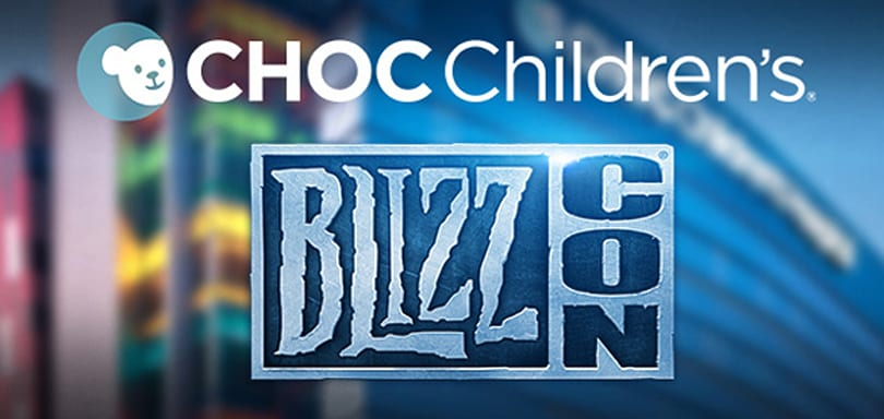 BlizzCon Charity Auction expands online