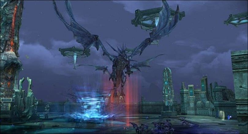 Lindvior touches down in Lineage 2 today