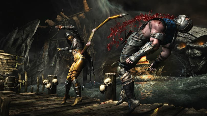 JXE Streams: 'Mortal Kombat X' pits Engadget against College Humor
