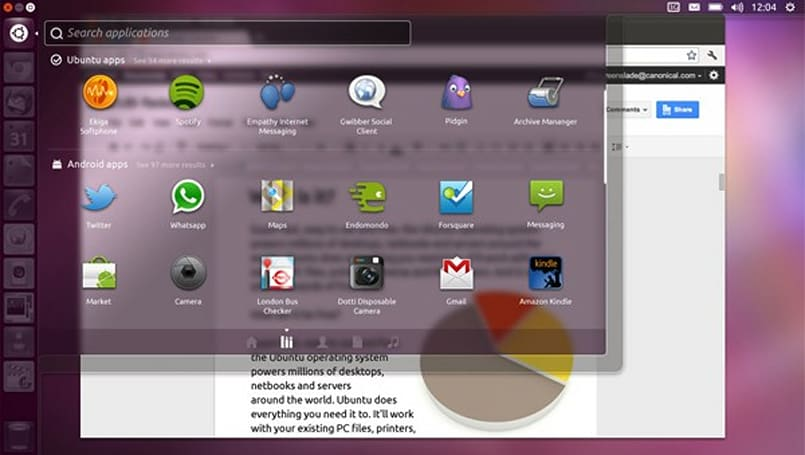 Ubuntu for Android: more details and prototype hands-on (video)