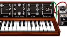 Google goes Moogle, celebrates Moog's birthday with interactive doodle