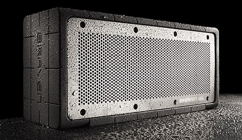 Braven launches 855s, a $300 rugged competitor to the Big Jambox