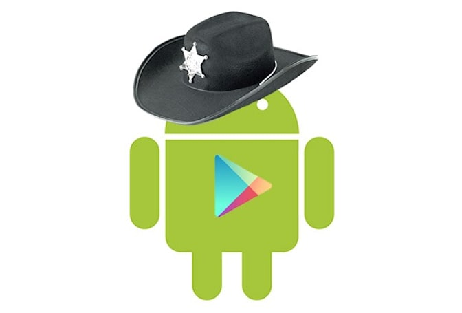 Google Play Store gets good cop / bad cop APK update, will add wish lists and malware scanner