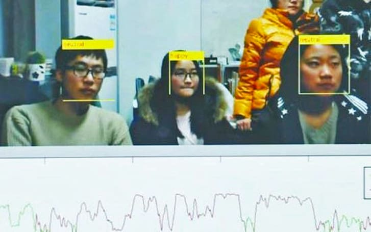 Professor uses facial recognition to spot bored students
