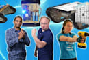 Ben Heck's Hackbot wars, part 3