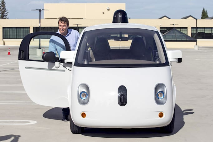 Google's self-driving cars now know when to honk