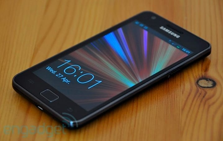 Galaxy S II coming to SaskTel next month, we embark on northward migration