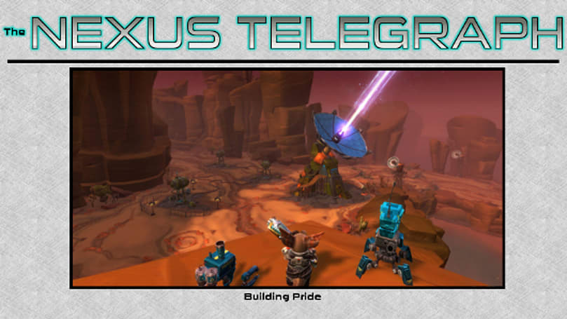 The Nexus Telegraph: Making it how you'd like in WildStar