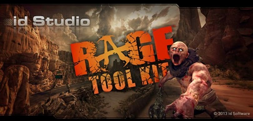 Rage Tool Kit on Steam today