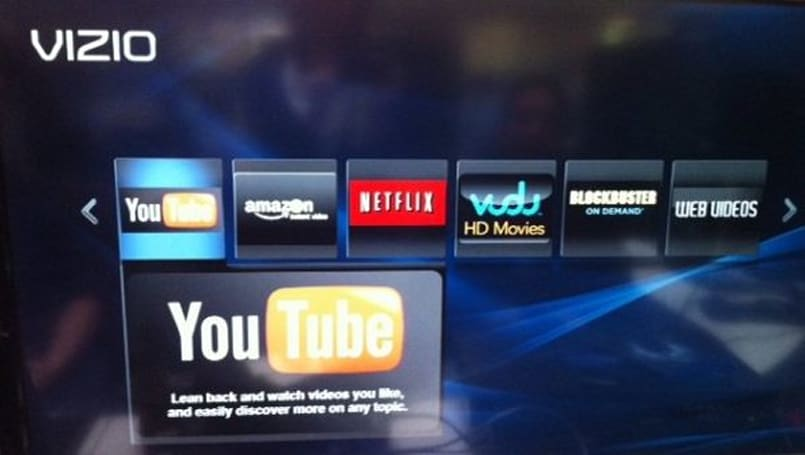 Vizio dangles upcoming YouTube app for its Blu-ray players