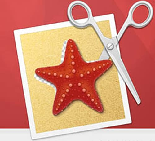PhotoScissors for Mac is an easy way to cut out part of an image