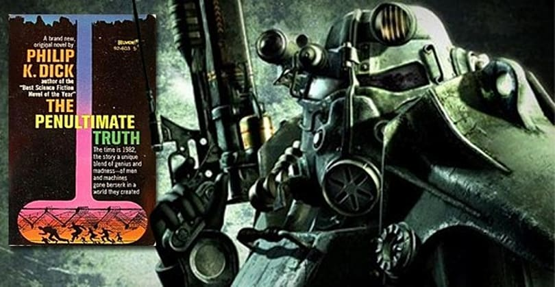 Many find Fallout 3 similar to Philip K. Dick's 'The Penultimate Truth'