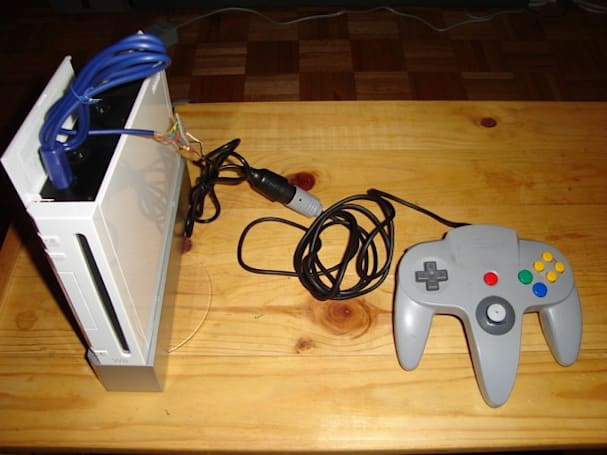 X2Wii hack sends NES, SNES and N64 button mashing to your Wii's GameCube port