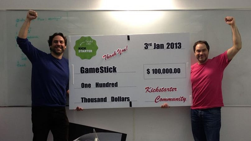 GameStick topples Kickstarter goal in 30 hours, adds XBMC and DLNA post-launch