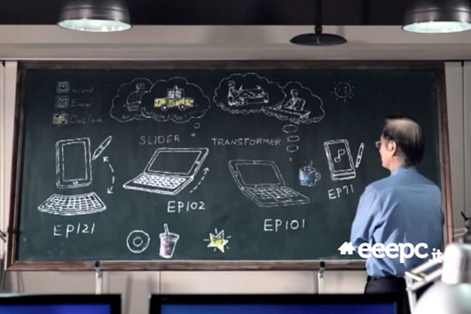 ASUS EP121, EP102, EP101, and EP71 tablets get diagramed in latest teaser