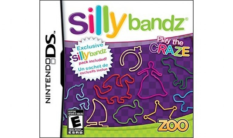 Silly Bandz for DS seems like a stretch