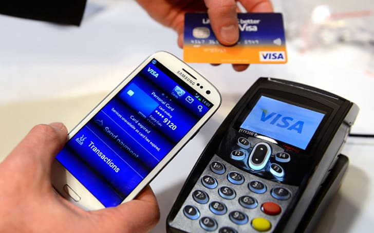 MasterCard and Visa users may soon flip the switch on KitKat NFC payments