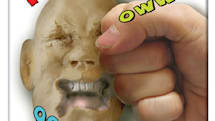 USB Punch Head takes a beating, relieves stress